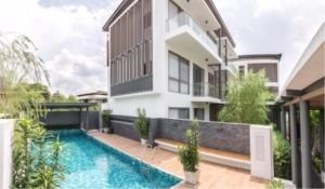 BKK Condos Agency's One Bedroom in private apartmet with Private Garden on Sukhumvit 50 7