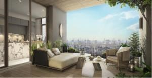 BKK Condos Agency's Penthouse for sale at The Monument Thong Lo 8