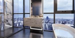 BKK Condos Agency's Penthouse for sale at The Monument Thong Lo 1