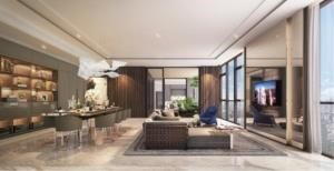 BKK Condos Agency's Penthouse for sale at The Monument Thong Lo 5