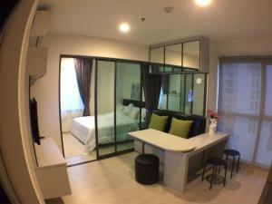 BKK Condos Agency's 1 bedroom condo for rent at Rhythm Asoke 2 3