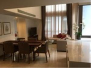 BKK Condos Agency's 3 bedroom condo for rent at Downtown Forty Nine 2