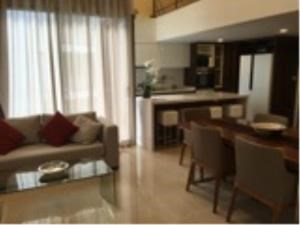 BKK Condos Agency's 3 bedroom condo for rent at Downtown Forty Nine 7