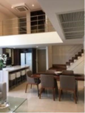 BKK Condos Agency's 3 bedroom condo for rent at Downtown Forty Nine 3