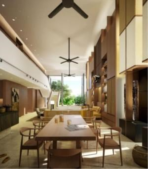 BKK Condos Agency's Bareshell unit for sale in Windshell Naradhiwas 1
