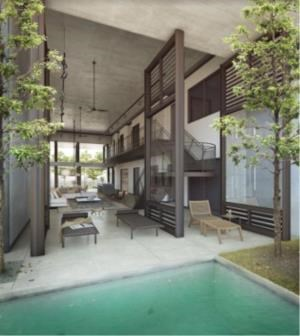 BKK Condos Agency's Bareshell unit for sale in Windshell Naradhiwas 3