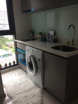 BKK Condos Agency's 1 bedroom condo for rent at Rhythm Sukhumvit 36 38 2