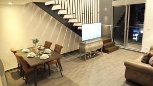 BKK Condos Agency's 2 bedroom condo for rent at The Lofts Ekkamai 4