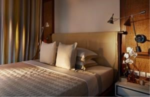 BKK Condos Agency's 3 bedroom condo for rent at The Ritz Carlton Residences at Mahanakhon 8