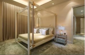 BKK Condos Agency's 3 bedroom condo for rent at The Ritz Carlton Residences at  MahaNakhon 10