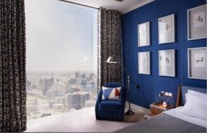 BKK Condos Agency's 3 bedroom condo for rent at The Ritz Carlton Residences at  MahaNakhon 5