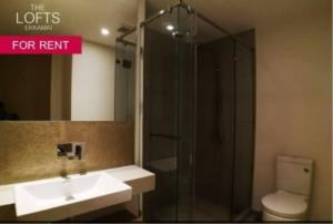 BKK Condos Agency's 1 bedroom condo for rent at The Lofts Ekkamai 5