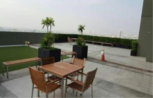 BKK Condos Agency's 1 bedroom condo for rent and for sale at Hive Sathorn 6