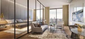 BKK Condos Agency's 2 bedroom condo for sale at MUNIQ Sukhumvit 23  1