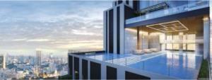 BKK Condos Agency's 2 bedroom condo for sale at MUNIQ Sukhumvit 23  4