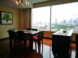 BKK Condos Agency's 2 bedroom condo for rent at the Wilshire 10