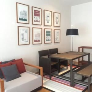 BKK Condos Agency's 2 bedroom to rent at The Madison 11