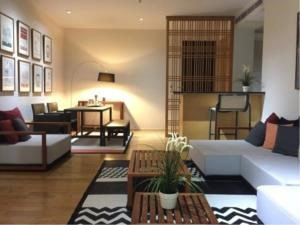 BKK Condos Agency's 2 bedroom to rent at The Madison 14