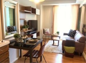 BKK Condos Agency's 1 bedroom condo for rent at Focus Saladaeng 2