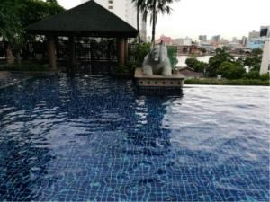 BKK Condos Agency's 2 bedroom for sale at Baan Sathorn Chaophraya 7