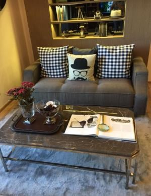 BKK Condos Agency's 2 bedroom condo for sale at THE LINE Jatujak Mochit 3