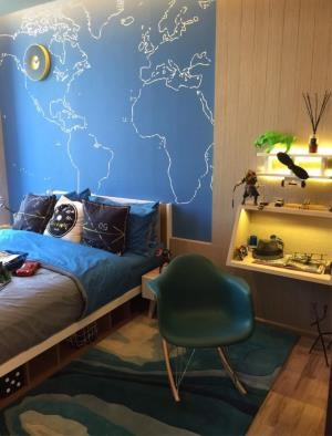 BKK Condos Agency's 2 bedroom condo for sale at THE LINE Jatujak Mochit 5