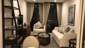 BKK Condos Agency's 1 bedroom condo for rent at Noble Ploenchit 2