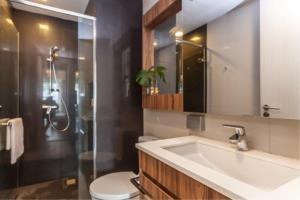 BKK Condos Agency's 2 bedroom condo for rent at Via 31 7