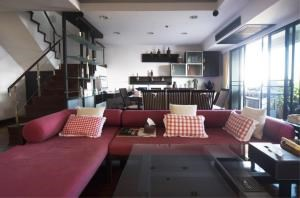 BKK Condos Agency's 2 Bedroom condo for rent and for sale at Kiarti Thanee City Mansion 1