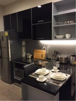 BKK Condos Agency's 1 bedroom condo for rent at The Crest Sukhumvit 34 3