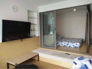 BKK Condos Agency's 1 bedroom condo for rent at Siamese Surawong 1