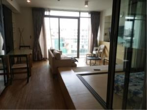 BKK Condos Agency's 1 bedroom condo for rent at Siamese Surawong 3