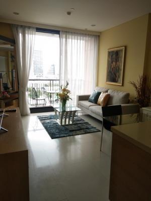 BKK Condos Agency's 1 bedroom condo for rent at Aguston Sukhumvit 22 1