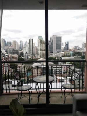 BKK Condos Agency's 1 bedroom condo for rent at Aguston Sukhumvit 22 2