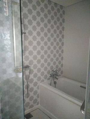 BKK Condos Agency's 1 bedroom condo for rent at Aguston Sukhumvit 22 5