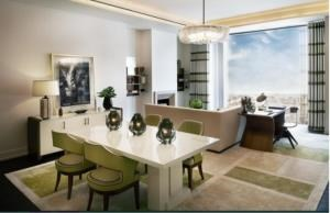 BKK Condos Agency's 3 bedroom luxury condo for sale at The Ritz Carlton Residences at MahaNakhon 7