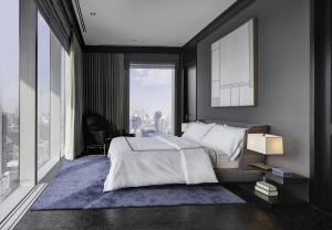 BKK Condos Agency's Penthouse condo for rent at The Ritz Carlton Residences at MahaNakhon 2