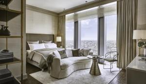 BKK Condos Agency's Penthouse condo for rent at The Ritz Carlton Residences at MahaNakhon 1