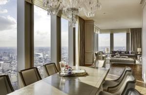 BKK Condos Agency's Penthouse condo for rent at The Ritz Carlton Residences at MahaNakhon 4