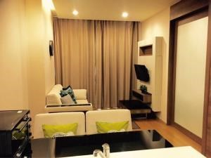 BKK Condos Agency's The Address Sathorn 1 bedroom condo for rent 2