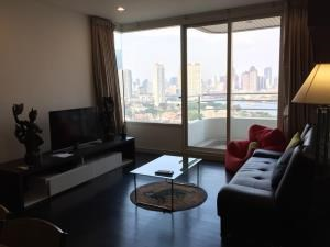 BKK Condos Agency's 2 bedroom condo for rent at Watermark by the river 11
