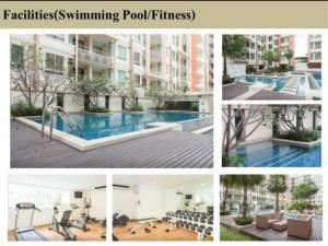 BKK Condos Agency's 2 bedroom condo for sale at Ivy Ratchada 7