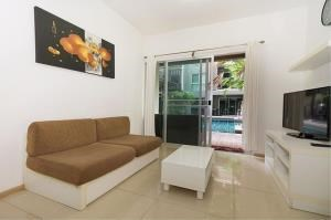 BKK Condos Agency's 2 bedroom condo for rent at A Space Hideaway Asoke Ratchada 1
