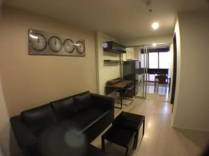 BKK Condos Agency's 1 bedroom condo available for rent at Rhythm Sathorn Narathiwas 1