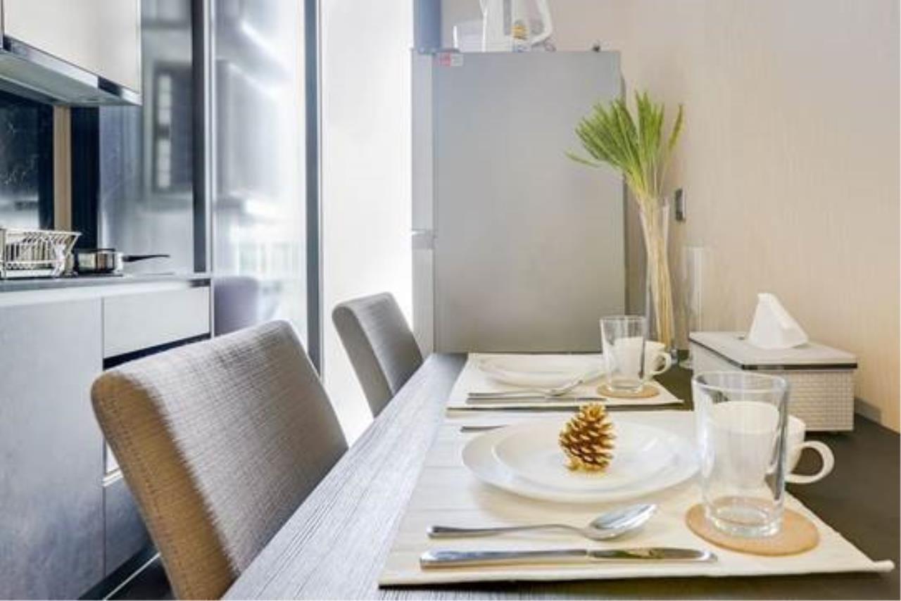 Plus Property Agency's Rent : CD153879 THE LINE JATUJAK-MOCHIT Condominium Paholyothin Bangkok 5