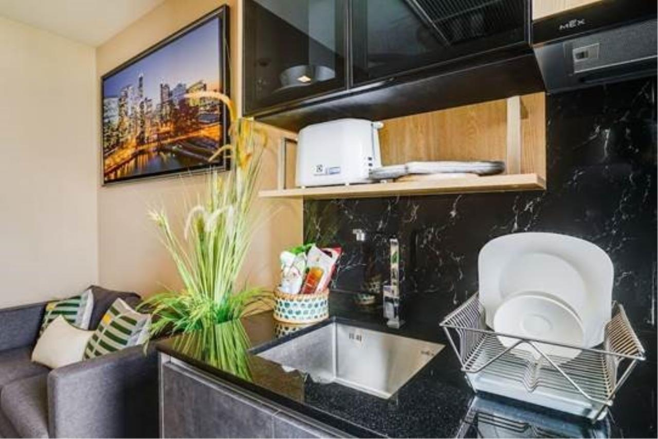 Plus Property Agency's Rent : CD153879 THE LINE JATUJAK-MOCHIT Condominium Paholyothin Bangkok 4