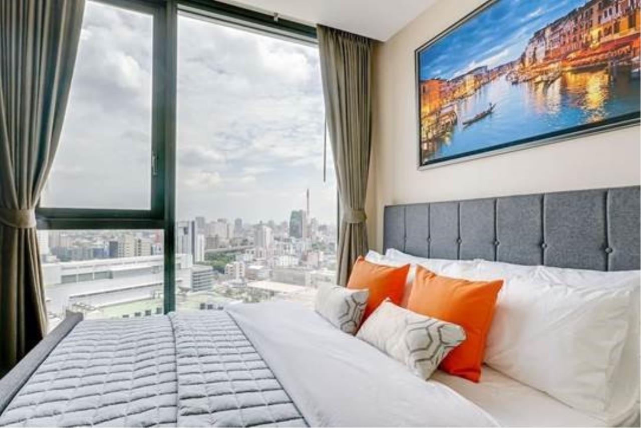 Plus Property Agency's Rent : CD153879 THE LINE JATUJAK-MOCHIT Condominium Paholyothin Bangkok 8