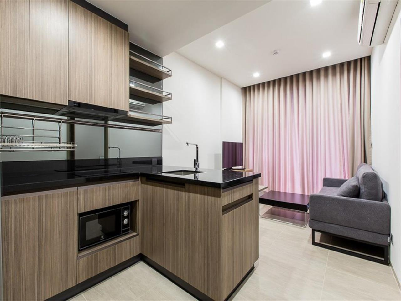 Plus Property Agency's Rent : CD171427 mori HAUS Condominium End Sukhumvit ( Phra Kanong - On Nut ) Bangkok 2