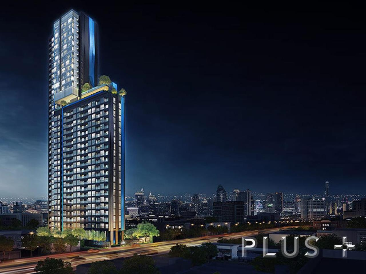 Plus Property Agency's Rent : CD172558 THE LINE ASOKE-RATCHADA Condominium New Petchburi - Rama 9 Bangkok 6