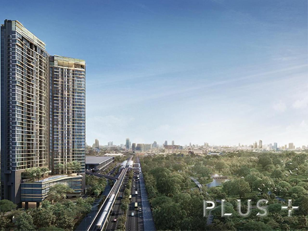 Plus Property Agency's Rent : CD177316 THE LINE JATUJAK-MOCHIT Condominium Paholyothin Bangkok 2